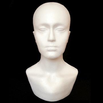 Male Mannequin Model Head