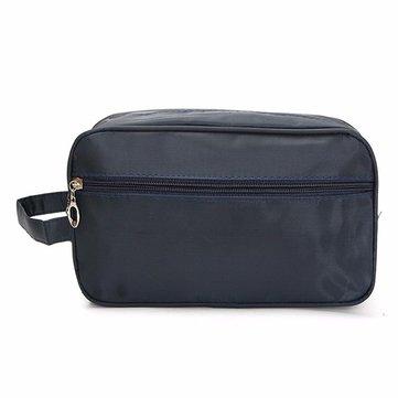 Viaje impermeable toalla de la bolsa de lavado maquillaje de la ducha organizador portátiles maleta de la maleta de transporte