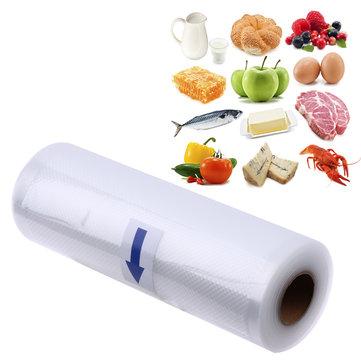 ككاسا كك-VB02 17x500 سنتيمتر فراغ ختم حقيبة لفة الغذاء السداده آلة حقيبة تخزين المطبخ الطازجة حفظ حقيبة الغذاء العام حقيبة حفظ
