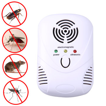Electronic Ultrasonic Mouse Killer Mosquito Repeller