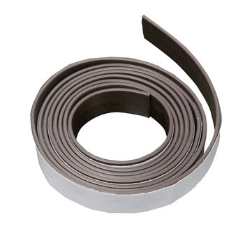 1m Self Adhesive Magnetic Strip Magnet Tape