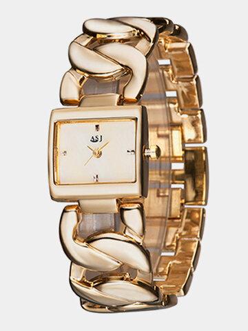 Hollow Band Bracelet Watch
