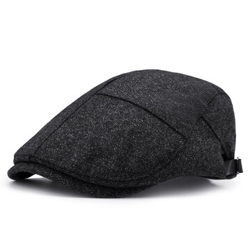 Winter Thicken Warm Beret Cap