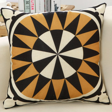 Simple Abstract Pattern Pillowcase