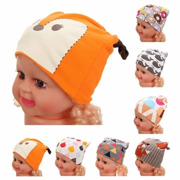 Kids Girl&Boy Baby Infant Winter Warm Crochet Knit Hat Beanie Cap