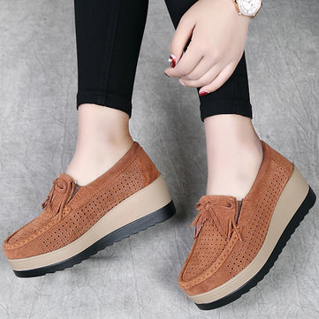 Hollow Out Breathable Shoes