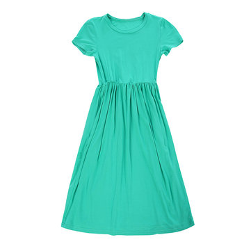 Cotton Toddlers Girls Summer Dresses