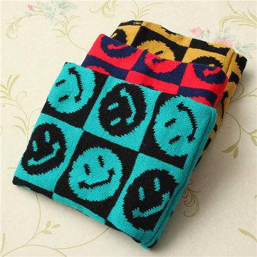Kid Children Toddler Boy Girl Knitted Woolen Winter Warmer Scarf Snood Gift