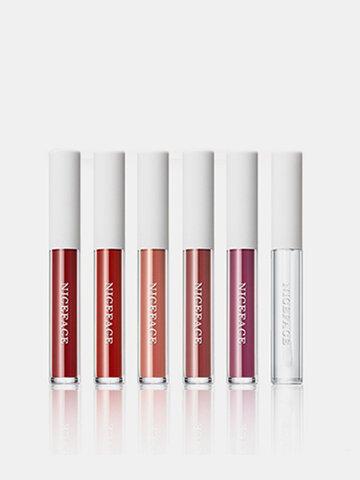6 Colors Matte Lipstick Set
