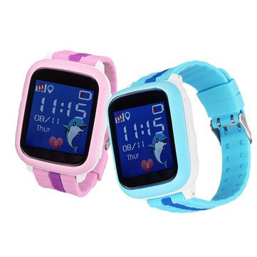 Kinder GPS Tracker Smart Watch