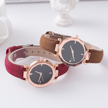 Fashion Scrub Quartz Wristwatch