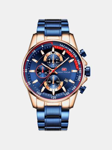 Affichage de la date de style professionnel Watch