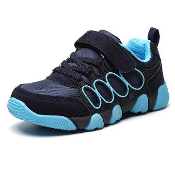 Unisex Kids Mesh Breathable Sport Shoes