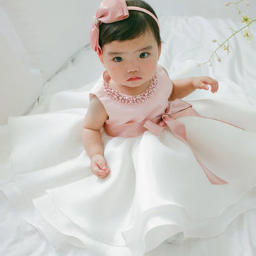 Baby Girl Baptism Dress For 0-18M