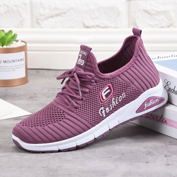 تنفس أحذية رياضية يمكن ارتداؤها