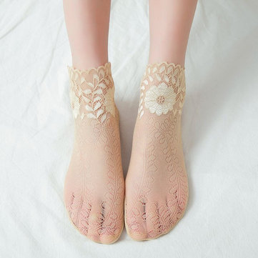 Summer Lace Ankle Calze