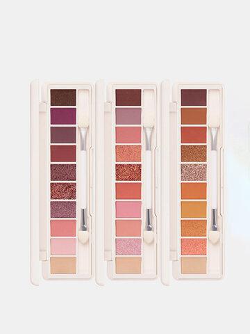 10 Colors Eyeshadow Palette