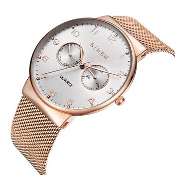 Ultra Thin Casual Style Men Watch