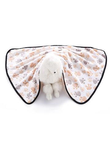 Warm Pet Mat Soft Blanket