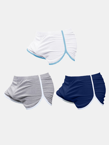 Loose Cotton Boxer Shorts