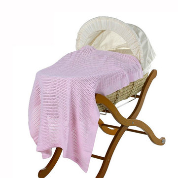 Soft Baby Sleeping Blanket Toddler Breathable