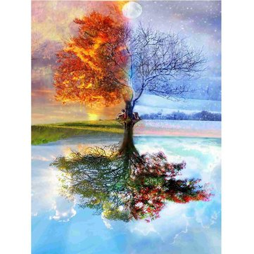 Wishing Tree DIY 5D Diamond Painting