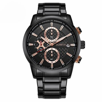 Full Steel Business Men Watches фото