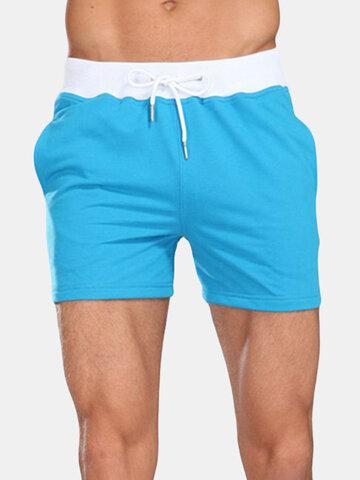 Multi-color Casual Home Shorts Jogger Shorts