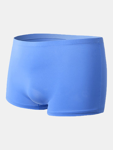 Ice Silk Breathable Boxers