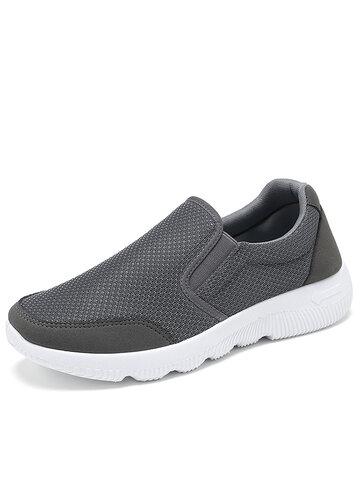 حذاء مشي كاجوال سهل الارتداء للرجال