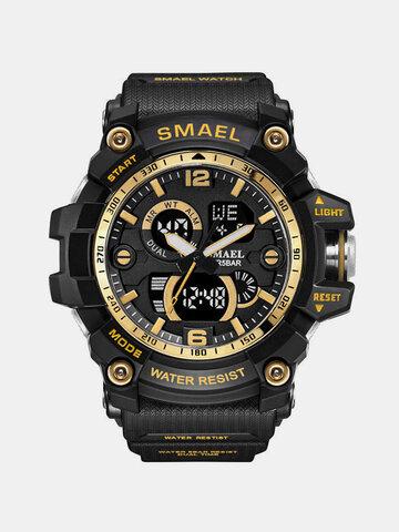 SMAEL Waterproof Digital Watch