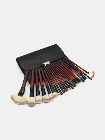 26 Pcs Double Bag Makeup Brush