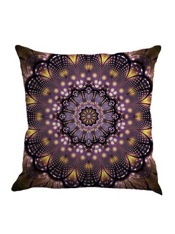 Bohemian Geometric Pattern Cotton Linen Pillowcase