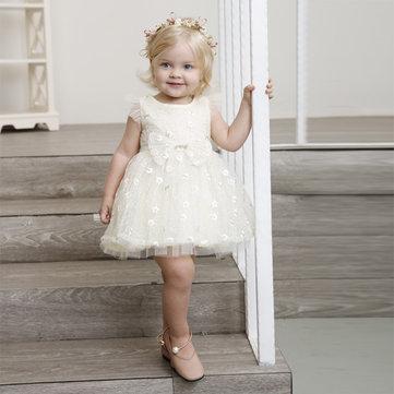 Cute Girls Princess Dress For 1Y-9Y