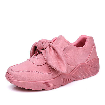 Bowknot Running Sports Shoes