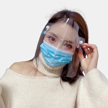Escudo transparente Máscara