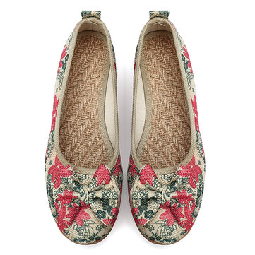 Plus Size Crafts Casual Cloth Shoes