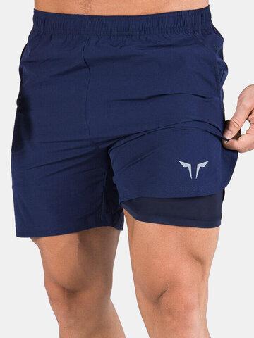 Pantalones cortos transpirables que absorben la humedad