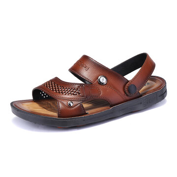 Men Opened Toe Water Beach Sandals