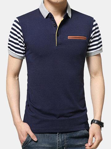 Golf casual traspirante Business Camicia