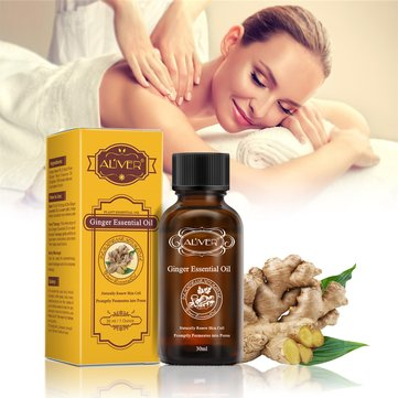 Natural Ginger Massage Essential Oil
