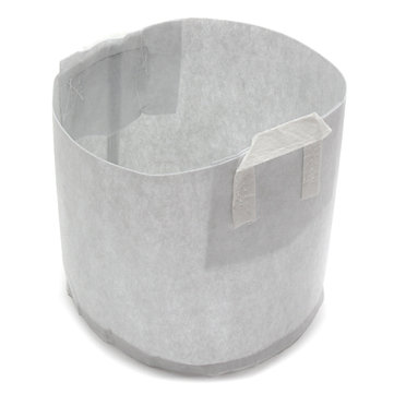 10Pcs Non-woven Round Fabric Pots Plant Pouch Root Container
