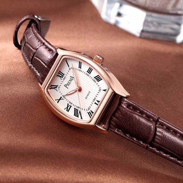 Retro Style Leather Watch