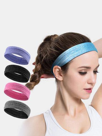 Fitness Quick Dry Sweatband