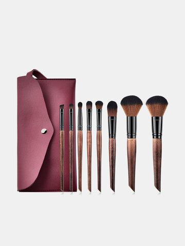 Luxurious Makeup Brushes Set