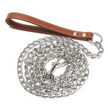 Guinzaglio per cani Pet Dog Chain Heavy Duty