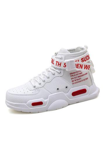 Men Stylish High Top Sneakers