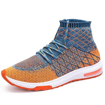 Men Comfy Knitted Free Sneakers