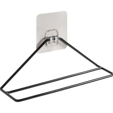 Wall-mounted Triangle Shoe Rack