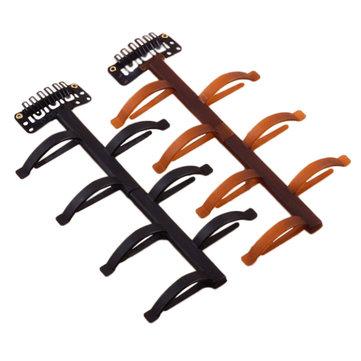 Hair Braid Twist Styling Tools Headbands Bun Maker Plastic